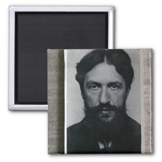Piet Mondrian (1872-1944), c.1910 (foto de b/w) Imanes