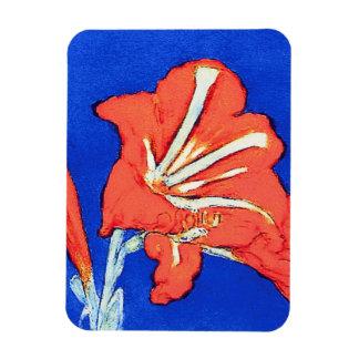 Piet Mondrian - Amaryllis Imanes Flexibles