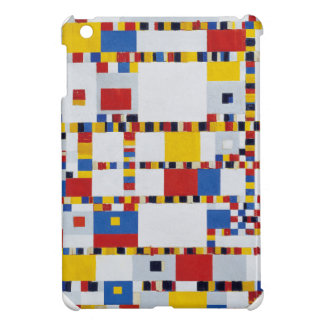 piet mondrian and victory.boogie-woogie iPad mini covers