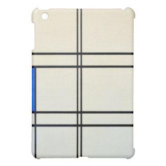 Piet Mondrian Modern Art iPad Mini Covers