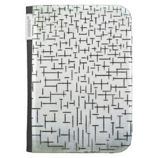 Piet Mondrian Modern Art Kindle 3 Cover