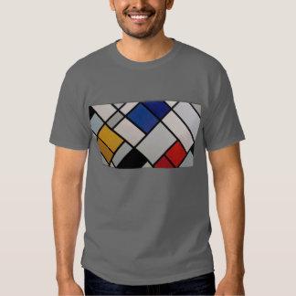 Piet Mondrian Modern Art Shirt