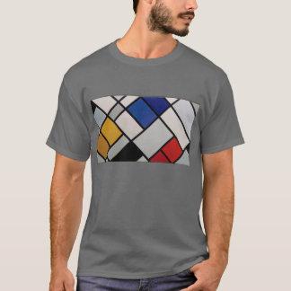 Piet Mondrian Modern Art T-Shirt