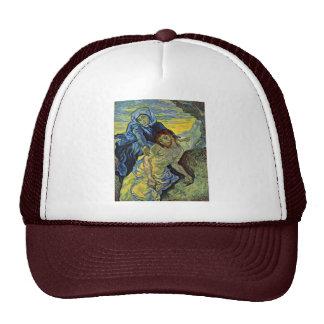 Pieta (After Eugène Delacroix) By Vincent Van Gogh Trucker Hat