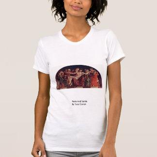 Pietà And Saints By Tura Cosmè Tshirts