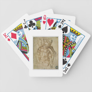 Pieta, attributed to either Giovanni Bellini (c.14 Bicycle Playing Cards