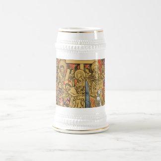 Pieta Beer Stein