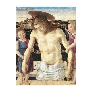 Pieta, c.1499 canvas print