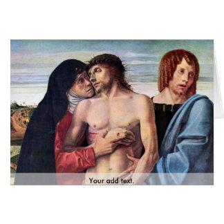 Pieta Card