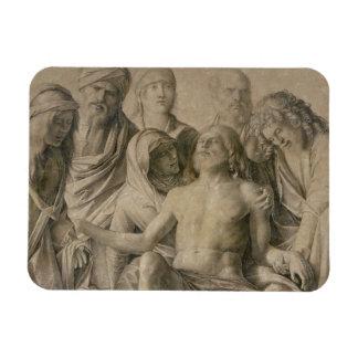 Pieta, Cristo muerto Rectangle Magnet