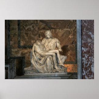 Pieta de Miguel Ángel - Vatican Posters
