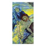Pieta de Vincent van Gogh Tarjetas Personales Con Fotos