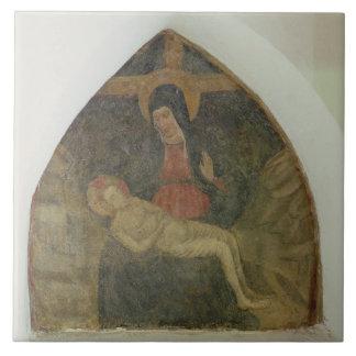Pieta (fresco) tile