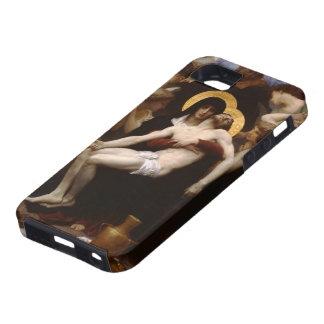 pieta Jesus Christ and Virgin Mary iPhone SE/5/5s Case