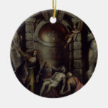 Pieta Ornaments