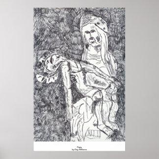 Pieta Print