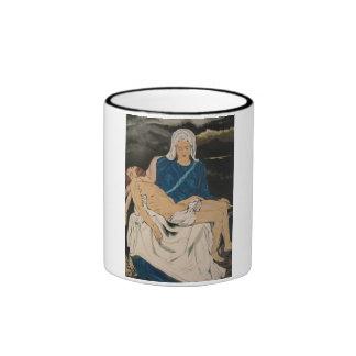 Pieta study mug