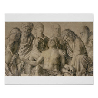 Pieta, The Dead Christ Poster