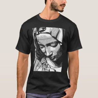 PIETA VIRGIN MARY T-Shirt