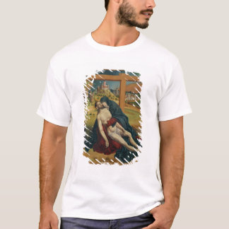 Pieta with Two Donors (oil on panel) T-Shirt