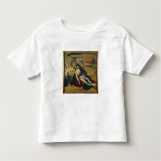 Pieta with Two Donors (oil on panel) Toddler T-shirt