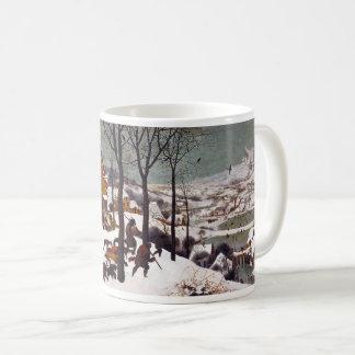 Pieter Bruegel and Hunters in the Snow Coffee Mug