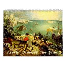 Pieter Bruegel Artwork Calendar