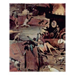 Pieter Bruegel Elder - Triumph of Death Detail Poster