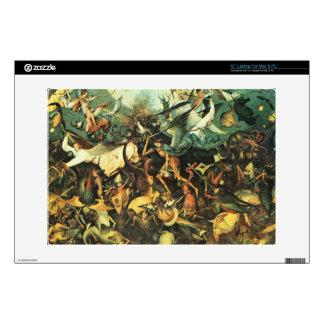 Pieter Bruegel - Fall of the Angelsby Pieter Brueg Laptop Skins