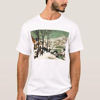 Pieter Bruegel Hunters in the Snow T-shirt