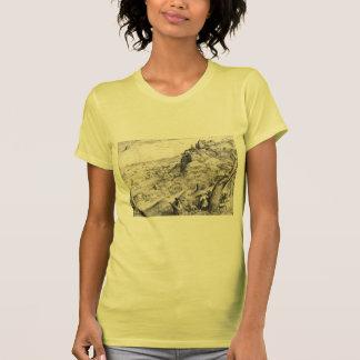 Pieter Bruegel la anciano la caza de las liebres Camiseta