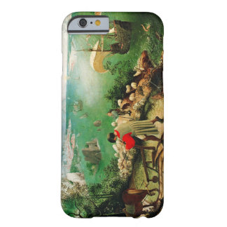 Pieter Bruegel Landscape with the Fall of Icarus Barely There iPhone 6 Case