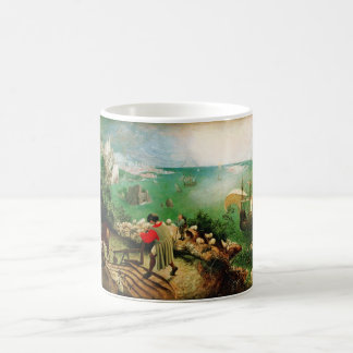 Pieter Bruegel Landscape with the Fall of Icarus Coffee Mug