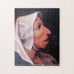 Pieter Bruegel - Old Farmer Puzzle
