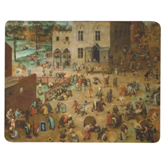 Pieter Bruegel the Elder - Children's Games Journals