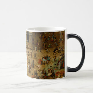Pieter Bruegel the Elder - Children's Games Magic Mug