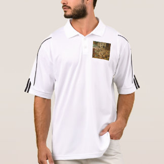 Pieter Bruegel the Elder - Children's Games Polo Shirt
