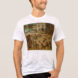 Pieter Bruegel the Elder - Children's Games T-Shirt