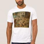 Pieter Bruegel the Elder - Children's Games T Shirts