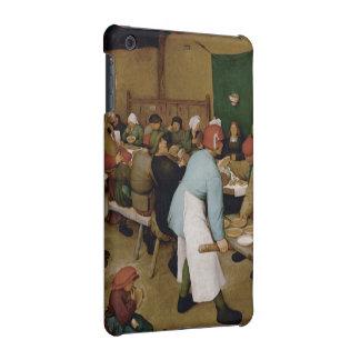 Pieter Bruegel the Elder - Peasant Wedding iPad Mini Covers
