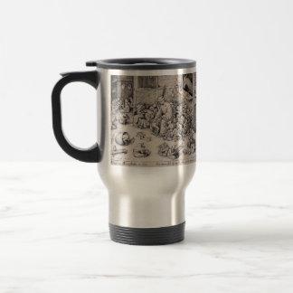 Pieter Bruegel the Elder- The in the School Coffee Mugs