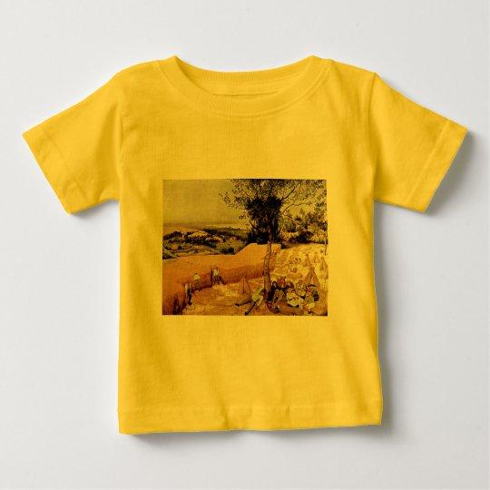 Pieter Bruegel's The Harvesters (1565) Baby T-Shirt