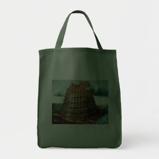 "Pieter Bruegel's The ""Little"" Tower of Babel Bags"