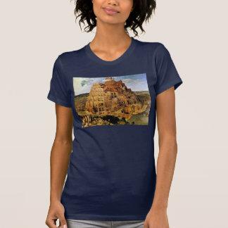 """Pieter Bruegel's """"The Tower of Babel"""" (circa 1563) T-Shirt"""