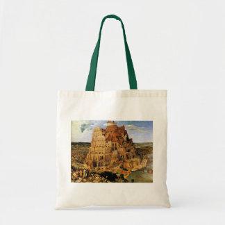 "Pieter Bruegel's ""The Tower of Babel"" (circa 1563) Tote Bag"