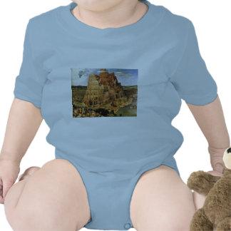 "Pieter Bruegel's ""The Tower of Babel"" (circa 1563) T Shirts"