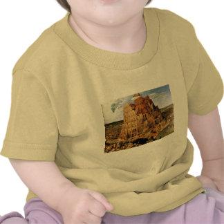 "Pieter Bruegel's ""The Tower of Babel"" (circa 1563) T-shirts"