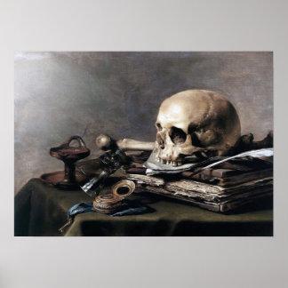 Pieter Claesz, aún vida Impresiones