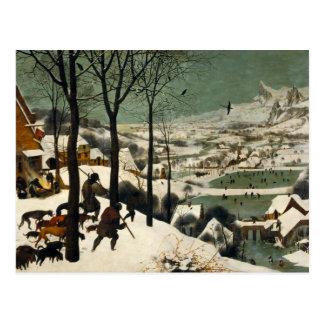Pieter el más viejo arte postal