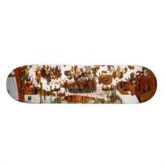 Pieter the Elder Art Skateboard Deck